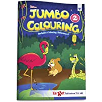 Blossom Jumbo Colouring Book for Kids 5 years to 7 years old | Best Drawing, Painting Gift | Copy Coloring Book for Kids…