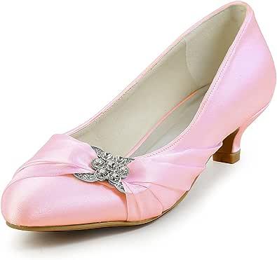 JIA JIA Wedding 01121 Scarpe Sposa Scarpe col Tacco Donna