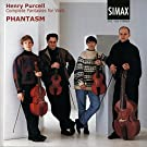 Purcell: Fantasies For Viols