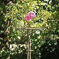 Videx Rosenständer Mainau, Höhe 90 cm, unbehandelt von VIDEX GmbH & Co. KG - Du und dein Garten