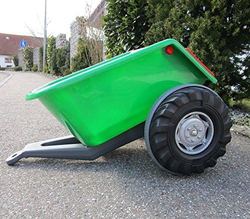 *Anhänge für Super Traktor mit 2 Motoren je 12V Traktor Top Qualität 07295*