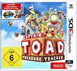 Nintendo 3DS Captain Toad Treasure Tracker