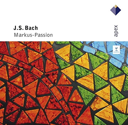 Bach:Markus-Passion [Import allemand]