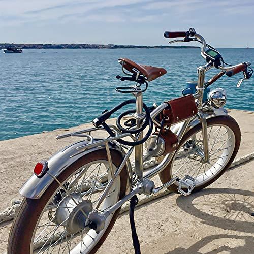 500 vatios 48 V * 15 Ah Motor sin escobillas Batería de 24 Pulgadas Bicicleta eléctrica de Ciudad...