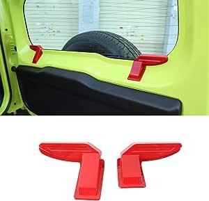 Vpcar Jimny Abs Heckscheiben Heizkabelabdeckung Hintere Defogger Schutzmittel Für 2019 2020 Suzuki Jimny Auto