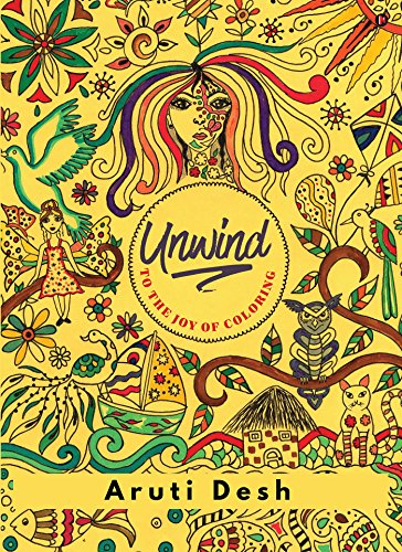 Unwind (To the joy of coloring)
