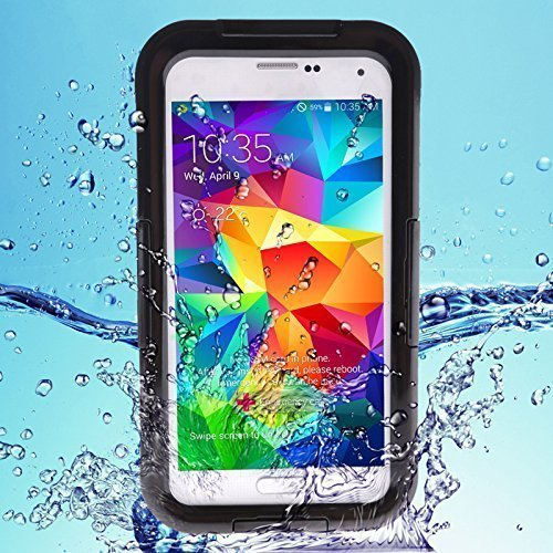 Case Wasserdicht Outdoor für Samsung Galaxy S5 Schutz Staub Cover - Waterproof Samsung Galaxy Case S3