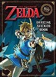 Random House Books for Young Readers The Legend of Zelda Official Sticker Book (Nintendo) (Sticker Books)