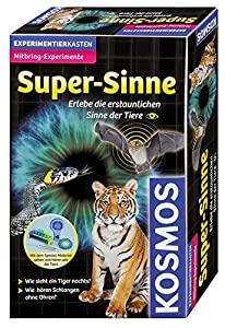 Kosmos 657512 Kit de experimentos Juguete y Kit de Ciencia para niños - Juguetes y Kits de Ciencia para niños (Biología, Kit de experimentos, 8 año(s), Multicolor, CE, 132 mm)