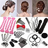 LuckyFine accesorios para el cabello / cuerda de pelo / set de diseño de cabello