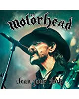 Motörhead: Clean Your Clock [Blu-ray]