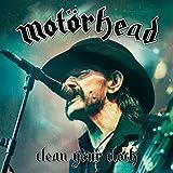 Motörhead: Clean Your Clock (Audio CD)