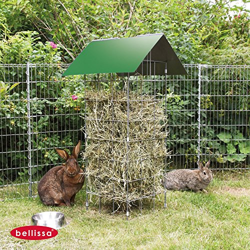 bellissa-heuraufe-heukrippe-fur-nager-kaninchen-meerschweinchen