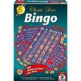 Schmidt Spiele 49089 - Línea Clásica: Bingo (bloques de números son de madera)