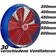 BSM500 Industrial Axial Axiales Ventilador Ventilación extractor Ventiladores ventilador Fan Fans