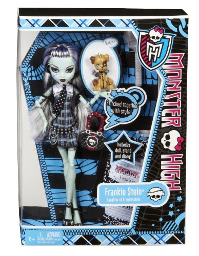 Neueste Monster High - Monster High Frankie