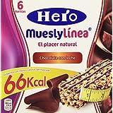 Hero Muesly Linea Chocolate - Pack de 6 x 20 g - Total: 120 g