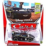 Disney Pixar Cars 2 Lewis Hamilton # 24 - Véhicule Miniature - Voiture