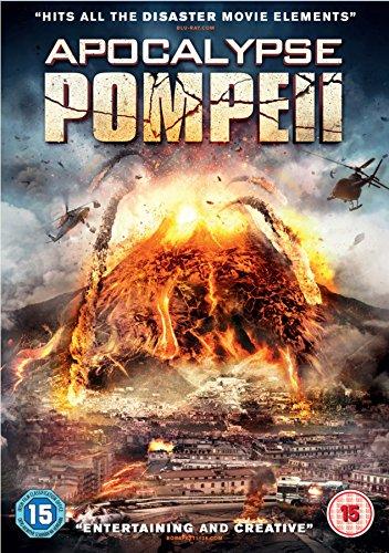Apocalypse Pompeii [DVD] [UK Import]