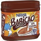 Nestlé Bébé Babicao - Céréales Déshydratées Dès 10 Mois - Boîte de 400g - Lot de 3