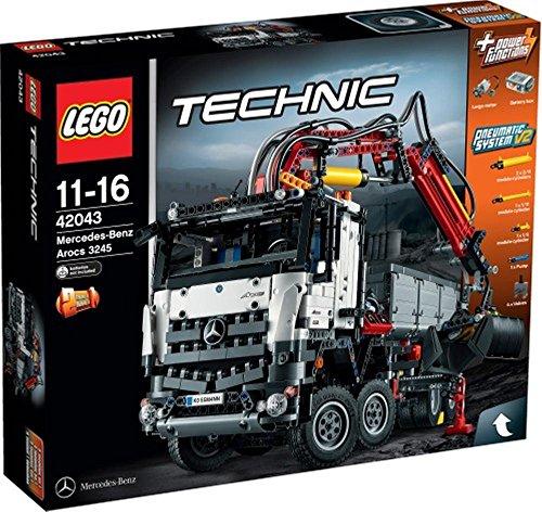 Preisvergleich Produktbild LEGO Technic Mercedes Benz Arocs 3245