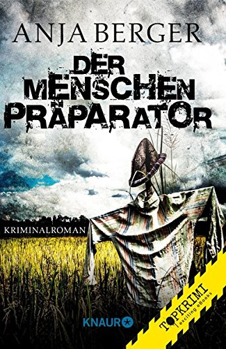 Buchcover Der Menschen-Präparator: Kriminalroman