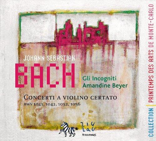 Bach: Concerti a Violino Certa...