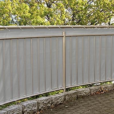 MW Handelsgesellschaft mbH Balkonsichtschutz 600x90 cm mit Kordel + 25 Kabelbinder Gratis von MW Handelsgesellschaft mbH bei Gartenmöbel von Du und Dein Garten