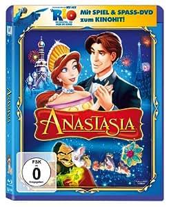 Anastasia  (+ Rio Activity Disc) [Blu-ray]