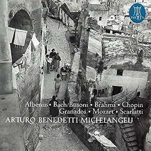 Albeniz/Bach/Busoni/Brahms.... [Import anglais]