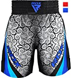 RDX Boxing Shorts Fight MMA Grappling Muay Thai Bottom Trunks Cage Fighting Training