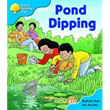 Oxford Reading Tree: Stage 3: First Phonics: Pond Dipping