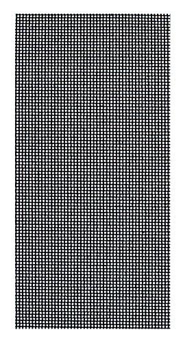 Piranha 120g Mesh Dritte Tabelle nicht Klettverschluss–Set von 3 (Maus Hitachi)