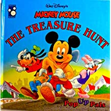 Mickey Mouse: The Treasure Hunt (Pop-up Pals)