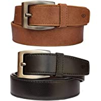 Men's Faux Leather Formal and Casual Stylish Belt (upto 42 Size)