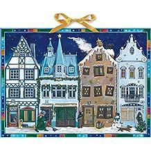 In der Weihnachtsstraße (Verwandelkalender)