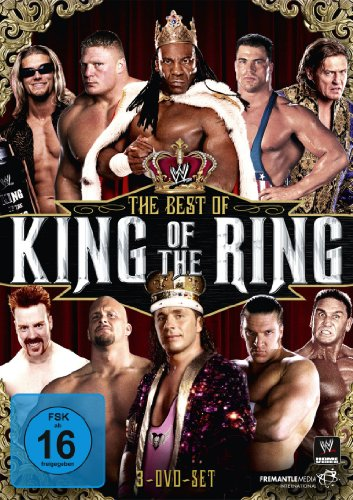 WWE - Das Beste des King of the Ring [3 DVDs] (La De Ring Wwe)