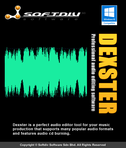 Dexster Audio Editor [Download] M4a Audio