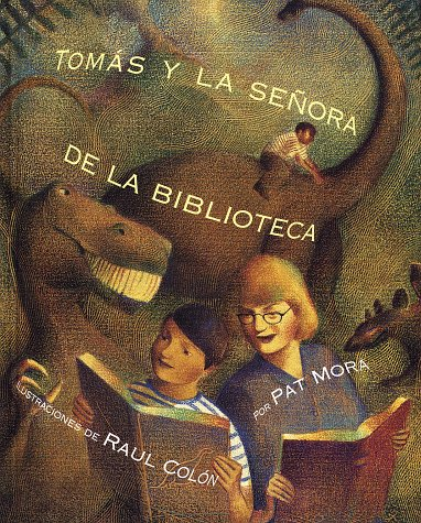 Tomas Y LA Senora De LA Biblioteca par Pat Mora