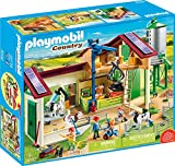 Playmobil 70132 Country Gran Granja con silo