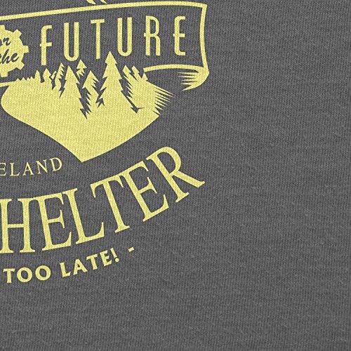 Texlab–Genuine Vault Shelter–sacchetto di stoffa Grau