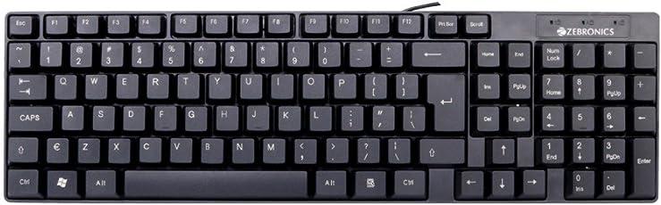 Zebronics K-16 USB Keyboard