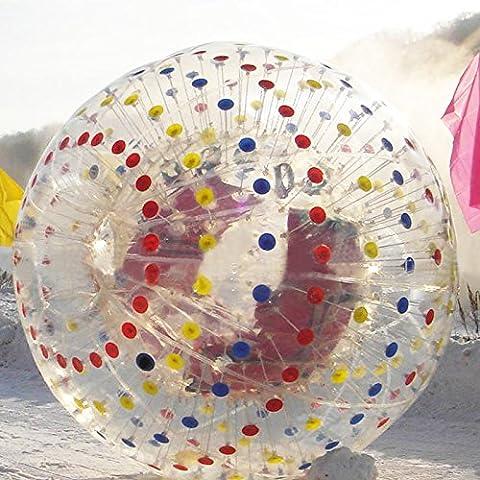 LPan bal de neige gonflable pelouse vague l'impact de balle eau roller ballon gonflable? 2 ? tpur 14