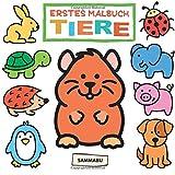 Erstes Malbuch Tiere (Malbuch ab 1 Jahr)