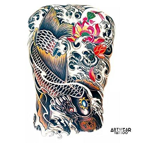Temporäre Tätowierung / Temporary Tattoo