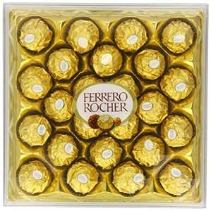 Ferrero Rocher 24 Pieces Gift Box 300g Amazon De