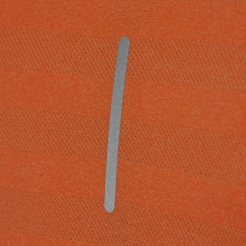 fuzeXSEAMLESS TEE Arancione 16/17 Asics Arancione