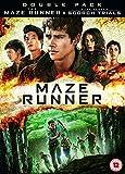The Maze Runner/Maze Runner: The Scorch Trials [DVD]