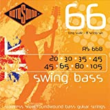 RS668 8-Strings Swing Bass 66, Stainless Steel