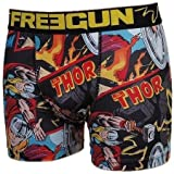 Freegun - Thor jaune boxer - Sous vêtement boxer